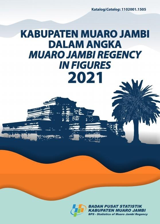 Kabupaten Muaro Jambi Dalam Angka Muaro Jambi Regency In Figures 2021